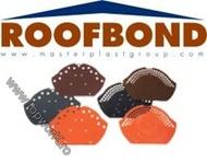Placa de inchidere coama la acoperis PVC ROOFBOND - maro