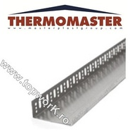 Profil de porninre din aluminiu perforat THERMOMASTER UL 80mm