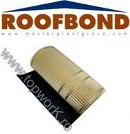 Tabla picurator pentru acoperis ROOFBOND - maro
