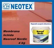 Hidroizolatie peste membrana bituminoasa acoperis bloc 4 kg Neoroof Nordic
