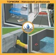 Hidroizolatie Piscina cu mortar special subtire Sika Top Seal 107