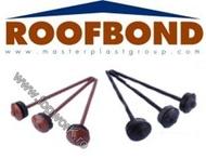 Cui pentru fixarea coamei la acoperis ROOFBOND - rosu