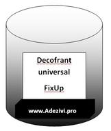 DECOFRANT Universal 3ab ambalaj 5 kg