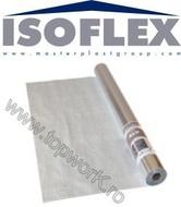 Folie impermeabila strat aluminiu ISOFLEX ALU