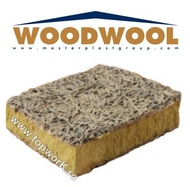 împâslitură de lemn WOODWOOL ROCK de 75mm