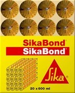 Adeziv flexibil Lemn Parchet SikaBond T52 600ml