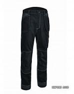 Pantaloni de lucru vara bej cu genunchiere