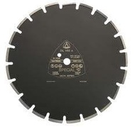 Disc diamantat Klingspor DL 100 A 350x25.4 mm