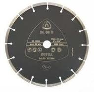 Disc diamantat Klingspor DL 80 U 230x22.23 mm