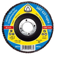 Disc lamelar frontal SMT626 SUPRA GR 36 - 120 KLINGSPOR 180X22.23
