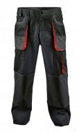 Pantaloni de lucru negri pentru mecanici auto