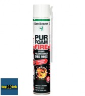 Spuma PU Foam Protectie la Foc DBS 9802 Manuala