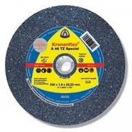 Disc otel-inox profesionala de debitare tevi bare profile A 46 TZ special 230x1.9 Klingspor