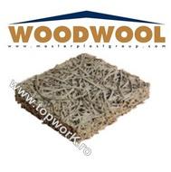 împâslitură de lemn WOODWOOL C-50 de 50mm