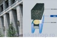 Silicon pentru piatra naturala si beton Sikasil WS 355 bronz la 600 ml - la comanda