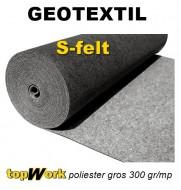 Geotextil gros Sika S-felt 300 g