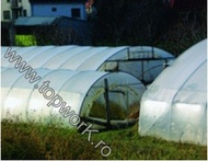 Agrofolie UV stabil 12m transparent 0.15