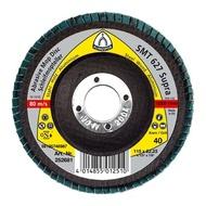 Disc lamelar frontal SMT627 SUPRA GR 40 - 120 KLINGSPOR 115X22.23