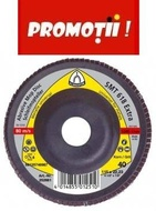 Disc lamelar SMT 615 EX gran 40 KLINGSPOR 115X22.23 Pret Excelent