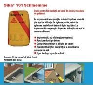 Hidroizolatii Piscine Sika 101 Schlaemme 25kg - LA COMANDA EXTERNA