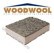 împâslitură de lemn WOODWOOL EPS-25 de 25mm
