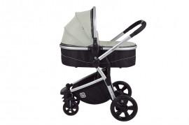 BabyGo – Sistem 2 in 1 4Season Grey