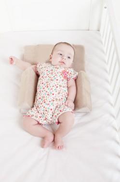 Perna antireflux pentru bebelusi 0-3 luni Bebedeco SOMN USOR