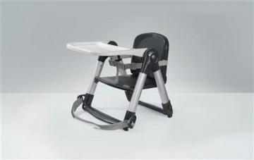 Booster pentru masa pliabil Flippa Dining Booster Grey