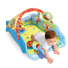 Bright Starts-9011-Baby's Play Place™ Deluxe Edition