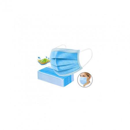 Set 50 bucati Masti medicale faciale, de protectie, de unica folosinta, nesterile,tip II R
