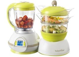 Poze Babymoov-A001100-Robot multifunctional 5 in 1 Nutribaby
