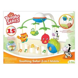 Carusel Soothing Safari 2 in 1 Mobile-Bright Starts™-8352-
