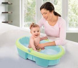 Summer Infant-08394-Cadita pliabila Newborn-to-Toddler