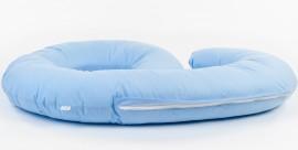 Perna gravidei 3 in 1 Bebedeco Somn Usor bleu