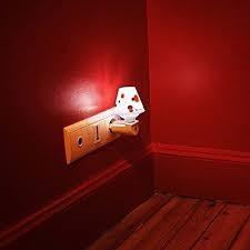 Lampa automata Night Shade Plum