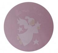 Sac de dormit nou nascut cu perna pt formarea capului BEBEDECO 0-3 luni SOMN USOR roz- cod SBNNSU05s