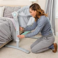 Summer – 91396 Sleeper cu vibratii si muzica By your bed Grey