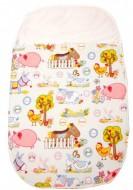 Sac dormit bebe 0-3 luni BEBEDECO Ferma Animalelor- cod SNNFP17s