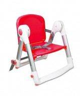 Booster pentru masa pliabil Flippa Dining Booster Red