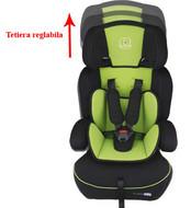 Scaun auto FreeMove Green - BabyGo