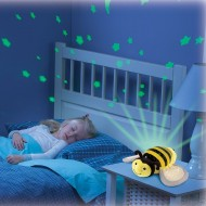 Summer Infant-6476-Lampa sunete si proiectii Albinuta Betty