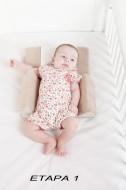 Perna bebe 3 in 1 Bebedeco SOMN USOR antireflux, antirostogolire, antiregurgitare