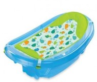 Summer Infant-09156-Set cadita si suport de baita Sparkle and Splash – Blue