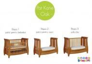Tutti Bambini – Patut evolutiv 3 in 1 Katie – Oak