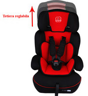 Scaun auto FreeMove Red - BabyGo