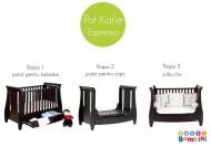 Tutti Bambini – Patut evolutiv 3 in 1 Katie – Expresso