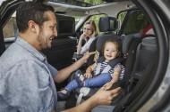 Apramo – Scaun auto Rotativ, 4 in 1 ONE, 0-36 kg Morecambe Grey