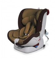 Apramo – Scaun auto Rotativ, 4 in 1 ONE, 0-36 kg Yorkshine Brown