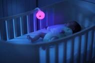 Lampa de veghe Firefly Blue