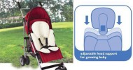 Suport 2 in 1 Head&Body Snuzzler-Summer-77514-